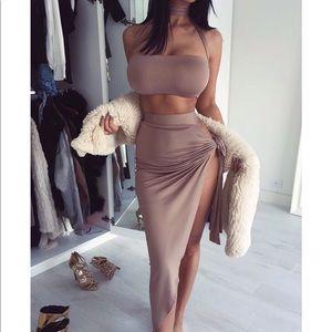 Dresses & Skirts - 2 piece skirt set (multi way)